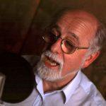 Bob Blair in the recording studio