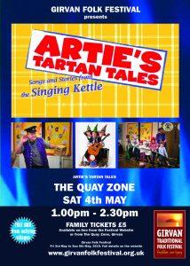 GIRVAN FESTIVAL Artie's Tartan Tales