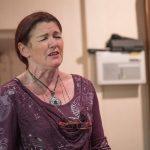 Photo of Rosie Stewart singing