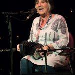 Sandra Kerr @ Whitby Folk Week.